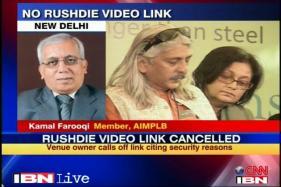 Rushdie has hurt religious sentiments: AIMPLB