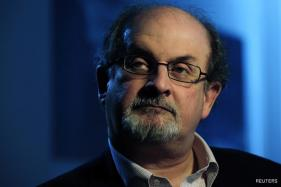 Scrapping video at Jaipur Lit Fest awful: Rushdie
