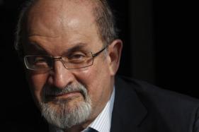 Rushdie blames politics for his gagging at JLF