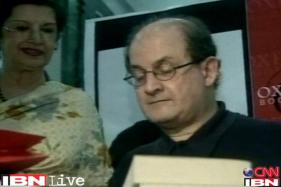 Rushdie video cancelled despite assurance: Police