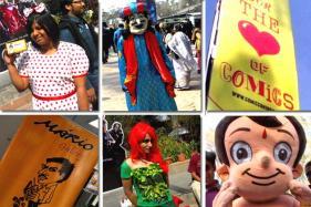 Delhi celebrates its love for comics at Comic Con