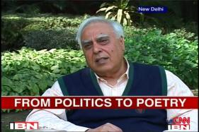 Kapil Sibal, the poet, back with his second book