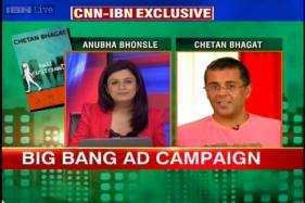 Movies and Candy Crush are my rivals not other books: Chetan Bhagat