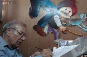 Cartoonist Pran, the man behind Chacha Chaudhury and other characters, dies