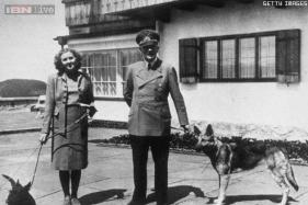 Hitler was asexual and climaxed just by looking at Eva Braun rather than touching her, new book claims