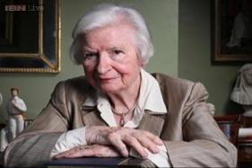 British crime writer PD James dies at age of 94