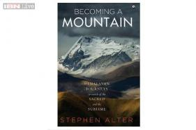 'Becoming a Mountain' is a must read for those who want to look for calm and peace of mind