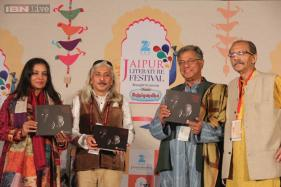 Jaipur Literature Festival 2015: Shabana Azmi, Girish Karnad release coffee-table book on Indian theatre; discuss the legacy of the art form