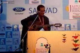 Jaipur Literature Festival 2015: Former Indian Ocean man Susmit Sen shows audience how he makes music; launches new book