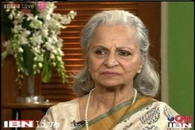 Waheedaji was hesitant initially to the idea of a biography on her: Nasreen Munni Kabir