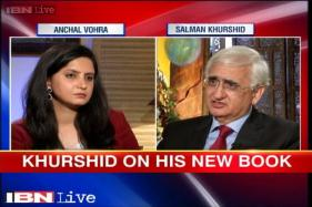 Salman Khurshid talks about his new book 'At Home in India - The Muslim Saga'