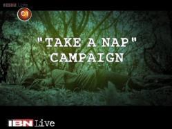 Take a Nap Campaign