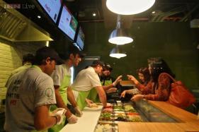 Restaurant Review: Pita Pit