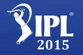 IPL 2015 Live score, Cricket News, Match Report & Analysis