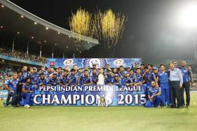 Mumbai Indians humble Chennai Super Kings to win IPL 2015 title