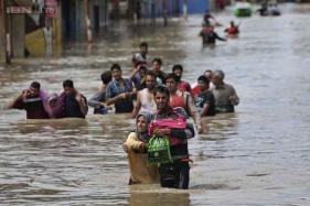 Two Minor Girls Washed Away In Jammu Flash Floods