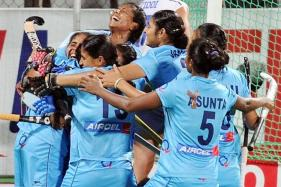 Indian Women's Hockey Team Play Out 2-2 Draw against Belgium