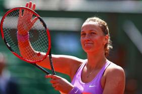 Petra Kvitova Books 2nd Round Place in Wuhan Open