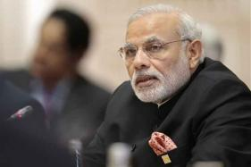 Modi Discusses Strengthening Ties With British PM Theresa May