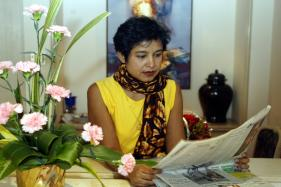 Taslima Nasreen's visa extended by one year