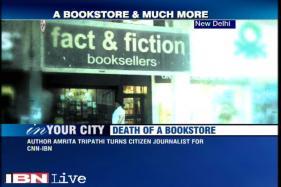 E-shopping shuts down 30-year-old 'Fact and Fiction' bookshop