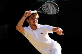 David Goffin Edges Novak Djokovic, To Meet Nadal In Semis