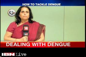 Technology to detect if dengue patient actually needs transfusion