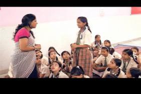 A teacher who is breaking menstrual taboos