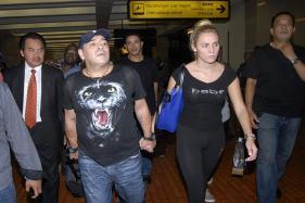 Police Called to Diego Maradona's Madrid Hotel