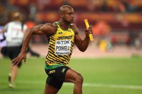 Jamaican Asafa Powell to Debut in Airtel Delhi Half Marathon