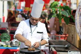 Gastronomic Culinary Delights Food-Lovers At Grub Fest
