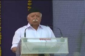 RSS Chief Mohan Bhagwat  Pitches for Inter-caste Marriages