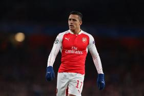 Alexis Sanchez Returns for Arsenal Ahead of Liverpool Clash