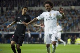 Marcelo Vieira Suffers Muscle Injury, Casemiro to Miss for a Month