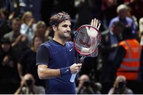 Moos Flash As Federer Milks 'Cow' Nickname in China