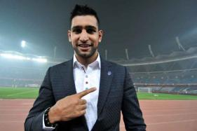 Amir Khan to Announce Opponent for His Comeback Bout Next Month