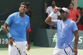 Leander Paes, Rohan Bopanna Named in Davis Cup Squad