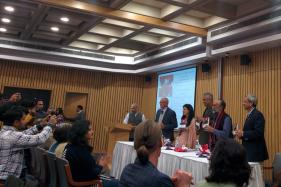 CNN-IBN journalist Anubha Bhonsle's book on Manipur launched