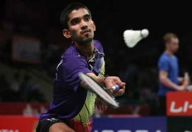 K Srikanth Loses, Indian Challenge Over in Japan Super Series