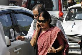 Sushma Swaraj Helps Couple Get Passports For Disabled Daughters