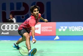 Srikanth Says India Need to Put Best Foot Forward in Sudirman Cup