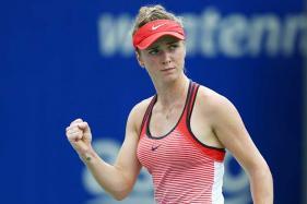 US Open: Svitolina Fights Through, Thiem Cruises