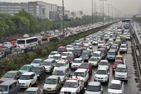 Plagued By Traffic Snarls: Gurgaon Wades Through Civic Mess