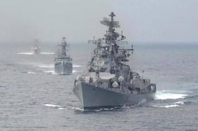 China Military Apologises For Mocked Photoshopped Navy Picture