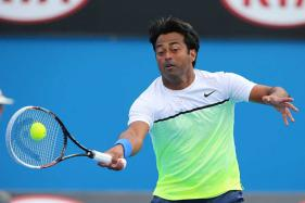 Paes, Sa Knock Out Top Seeds From Auckland Opener