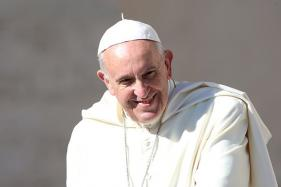 The World's at War, But Not a War of Religions: Pope Francis