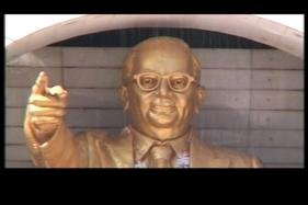 Statue of Dr BR Ambedkar Vandalised in Noida Village