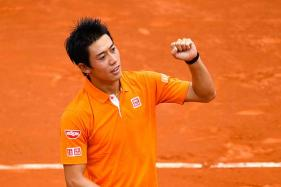 French Open: Nishikori Wins All-Asian Battle In Five Sets