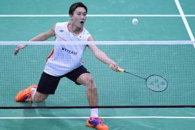 Japan Prepared to Roll Dice on Kento Momota With Eye on Tokyo