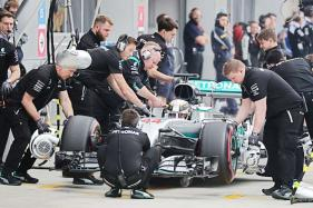 Mercedes Fined for Unsafe Release of Lewis Hamilton
